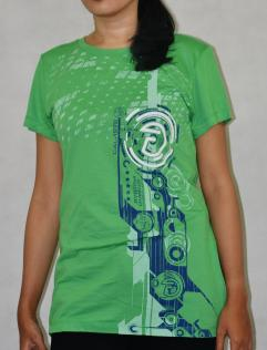 NAVEL FLASH TEE